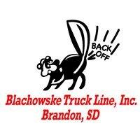 Blachowske Truck Line, Inc.