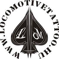 Loco-motive tattoo