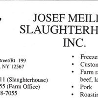 Meiller Slaughterhouse Inc.