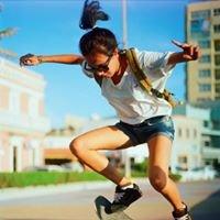 Skate Girl AREQUIPA