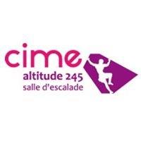 Cime Altitude 245