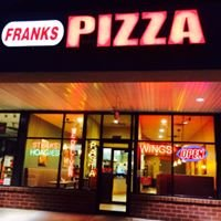 Franks Pizza Blue Bell