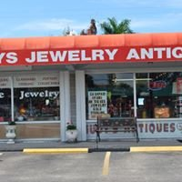 Judy's Antiques & Jewelry