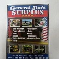 General Jim's Surplus