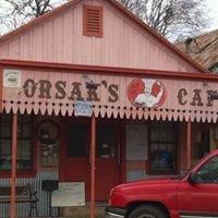 Orsak's Cafe