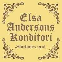 Elsa Andersons Konditori