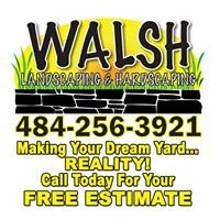 Walsh Landscaping & Hardscaping Corp.