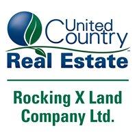United Country Rocking X Land Company Ltd - KS Office