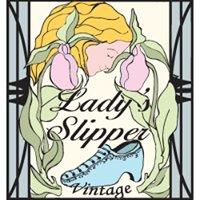 Lady's Slipper Vintage