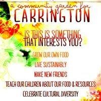 Carrington Community Garden