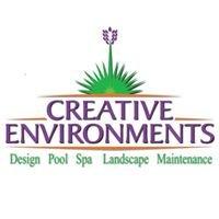 Creative Environments Design and Landscape