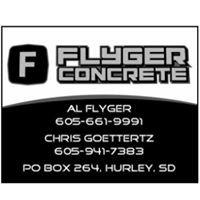Flyger Concrete