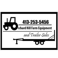 Orchard Hill Farm Equipment, Inc.