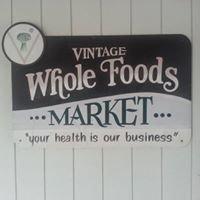 Vintage Natural Foods