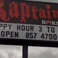 Kaptain's Korner