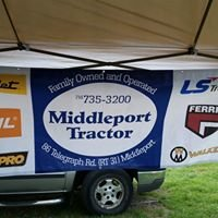 Middleport Tractor