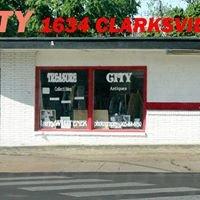 Treasure City Collectibles & Antiques