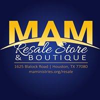 MAM Resale Store