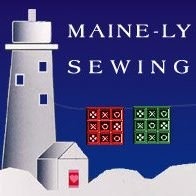 Mainely Sewing (Maine-ly Sewing)