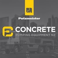 Concrete Pumping Equipment NZ Ltd