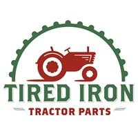 Tired Iron Tractor Parts