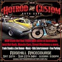 Hot Rod & Custom Auto Expo
