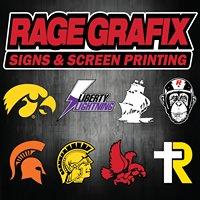 Rage Grafix Signs & Screen Printing