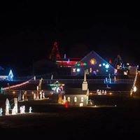 Baird's Christmas Lights