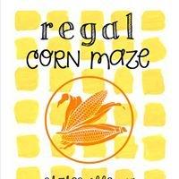 Regal Corn Maze