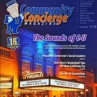 Community Concierge Magazine