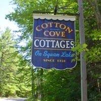 Cotton Cove Cottages on Big Squam Lake