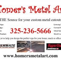 Homer's Metal Art and Gifts