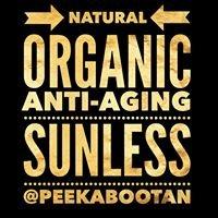 Peekaboo Tan - Organic Sunless Tans