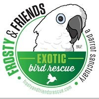 Frosty and Friends Exotic Bird Rescue
