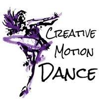 Creative Motion School of Dance