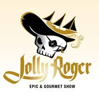 Pirate Show Cancun Jolly Roger