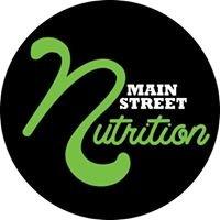 Main Street Nutrition