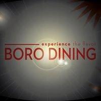 Edinboro Dining & Pepsi
