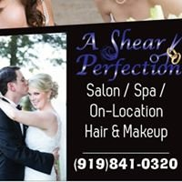 A Shear Perfection Weddings & Event Styling