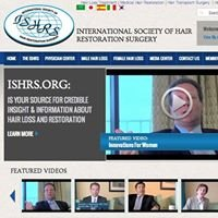 International Society of Hair Restoration Surgery - ISHRS