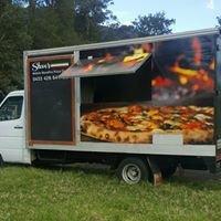 Steve's Mobile woodfire pizza oven