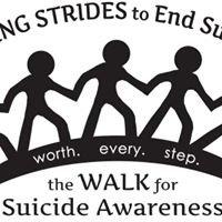 Walk for Suicide Awareness