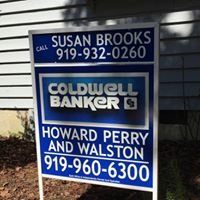 Susan Brooks, Realtor - Coldwell Banker Howard Perry and Walston