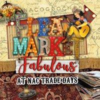 Flea Market Fabulous nactradedays