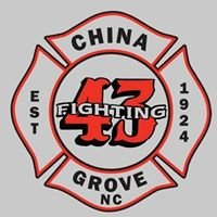 China Grove Fire