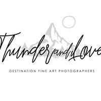 Thunder & Love Wedding photography