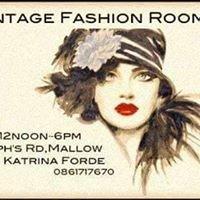 Katrina Forde Fashion Rooms