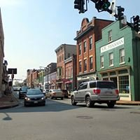 Leesburg Downtown, Virginia USA