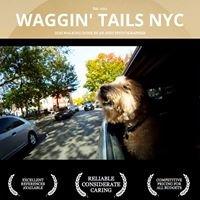 Waggin Tails Dog Walking Service
