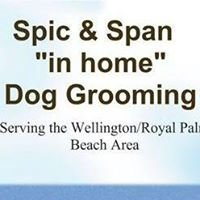 Spic & Span In Home Dog Grooming, LLC